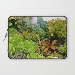 Avant-Garde Epic Succulent Succulents' Garden Laptop Sleeve