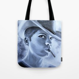 Ryan Phillipe Cowboy hat and a Fag Tote Bag