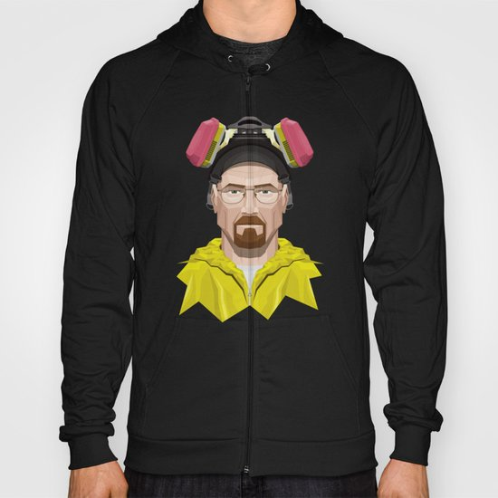 Breaking Bad - Walter White in Lab Gear Hoody