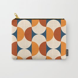 60s Beans Pattern Carry-All Pouch