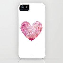 Heart No.1 iPhone Case