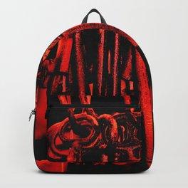 Hanging Keys-Red Backpack