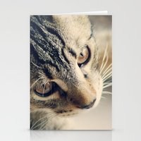 louis Stationery Cards featuring Louis  by SarJanie