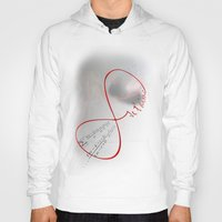 infinity Hoodies featuring INFINITY by Cristian Armen