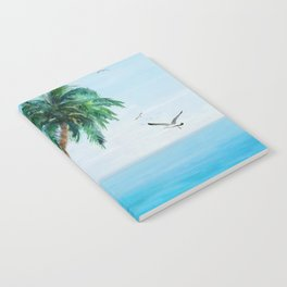 Palm Trees 2 Notebook