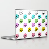 sarcasm Laptop & iPad Skins featuring Dripping With Sarcasm by zombieCraig