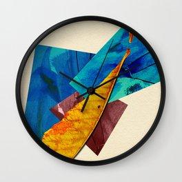 Natural Balance - The Fish Wall Clock