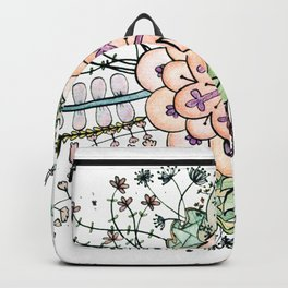 Flower in Bloom Backpack