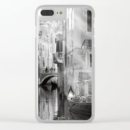 The Gondola Clear iPhone Case