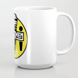 TMP: Round Logo Coffee Mug