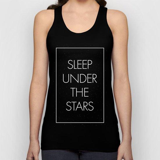 Sleep Under The Stars Unisex Tank Top