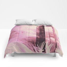 Quartz Points Comforters