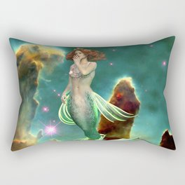 Mermaid Secrets Rectangular Pillow