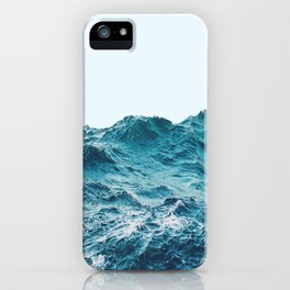 Menta Ocean iPhone Case