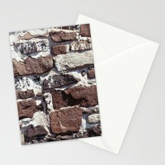 BRICK - WALL - TEXTURE - PHOTOGRAPHY Stationery Cards