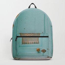 Mint Door Backpack