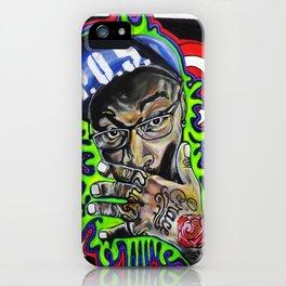P.O.S. iPhone Case
