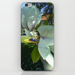 Magnolie iPhone Skin