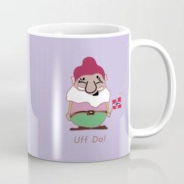 Nisse Uff Da! Coffee Mug