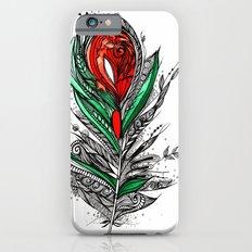 Flower Lover Slim Case iPhone 6s