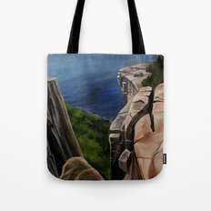 Top of the Giant  Tote Bag