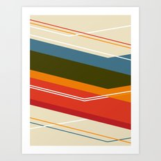 Untitled VIII Art Print