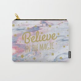 Believe in The Magic Carry-All Pouch