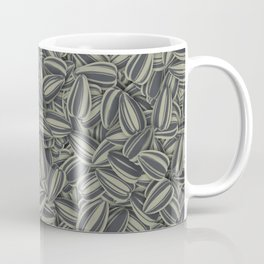 Pipas Mania (Spanish for sunflower seeds) Coffee Mug