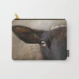 In a sheep's eye Carry-All Pouch
