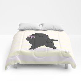 VIRGO PUG Comforters