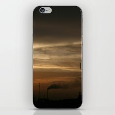 city scape iPhone & iPod Skin