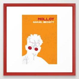 Molloy - Samuel Beckett Framed Art Print