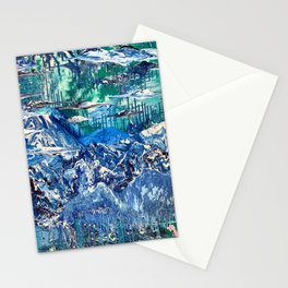 Mother Natures Motherboard Stationery Cards