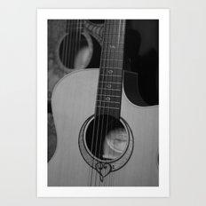 LUNA Song GC 4 Art Print