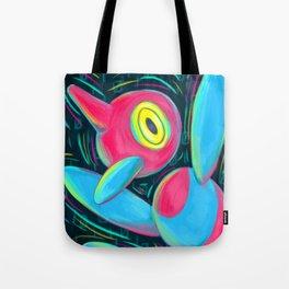 Porygon Z Tote Bag