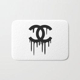 chanel.logo Bath Mat