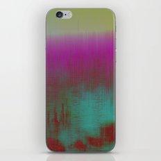 Spatial Factor 202 / Texture 30-10-16 iPhone & iPod Skin