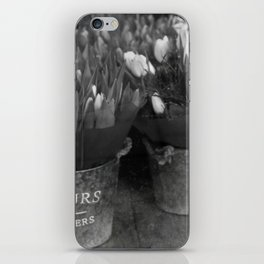 Fleurs & Flowers iPhone Skin