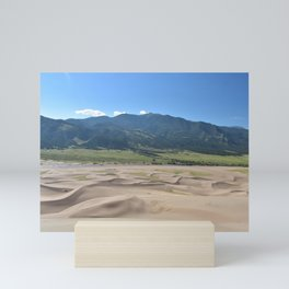 Great Sand Dunes Mini Art Print