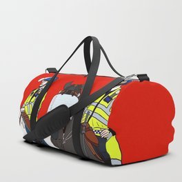 London Metropolitan Horse Cops Duffle Bag