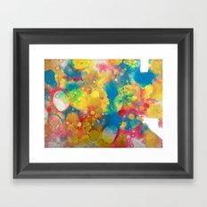 Colour Mix II Framed Art Print