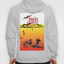 Fear and Loathing in Las Vegas- Desert Hoody