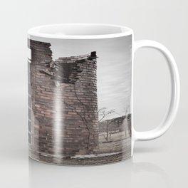 Standing A Lone Coffee Mug