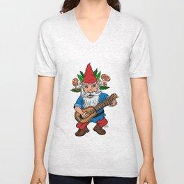 Ned The Gnome Unisex V-Neck