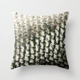 Sockeye Scale Photography Print Throw Pillow