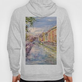 Painting Oil Realism Canvas Art Impressionism Landscape Painting Modern Office Decor Art Collection Hoody