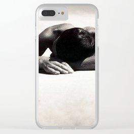 Sunbaker Max Dupain 1937 Australian Photographer Clear iPhone Case