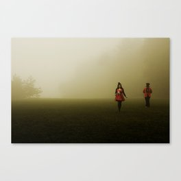 Welcome to the Circus. Canvas Print