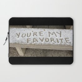 You're My Favorite Laptop Sleeve