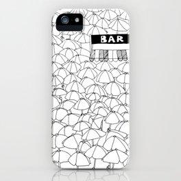 Bar iPhone Case